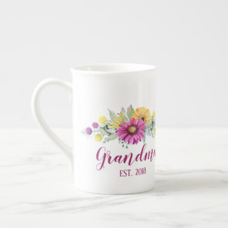 Mug Grand-maman PERSONNALISABLE, Mamaw, grammes, etc…