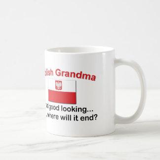 Mug Grand-maman polonaise belle