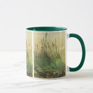 Mug Grand morceau de gazon par Albrecht Durer, art