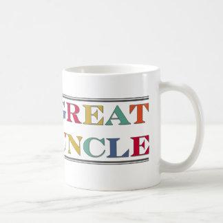 Mug Grand oncle avec votre propre texte