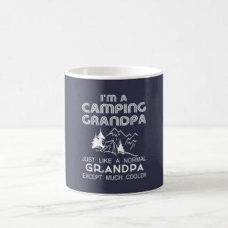 Mug Grand-papa de camping
