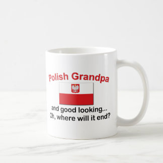 Mug Grand-papa polonais beau