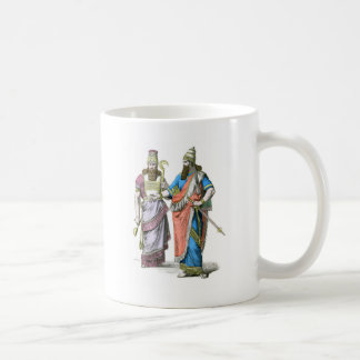 Mug Grand prêtre et roi assyriens