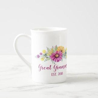 Mug Grande grand-maman PERSONNALISABLE, Mamaw,