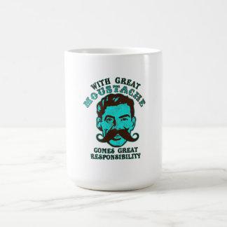 Mug Grande moustache