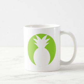 Mug Graphique bienvenu d'ananas