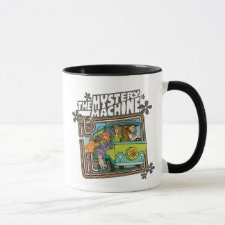 Mug Graphique de machine de mystère a Lit de
