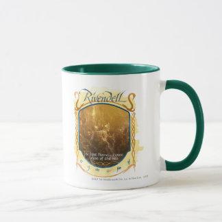 Mug Graphique de Rivendell