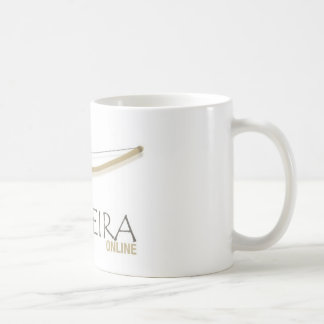 Mug Graphique en ligne de Capoeira