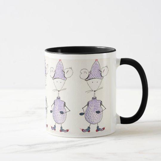 Mug Grelotes, les souris