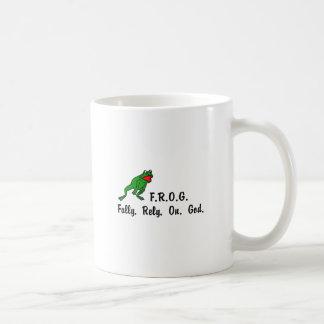 Mug Grenouille