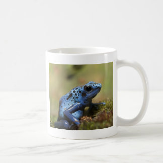 Mug Grenouille bleue de dard de poison