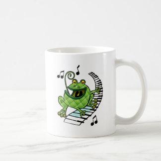 Mug Grenouille de jazz
