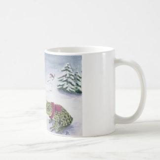 """Mug """"Grenouilles froides"""" par art de Deanna Bach"""