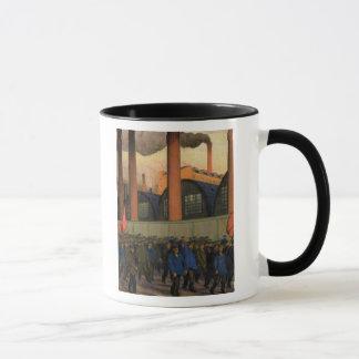 Mug Grève