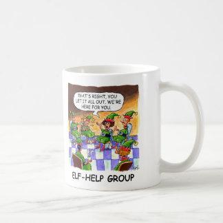 Mug Groupe d'Elf-Aide