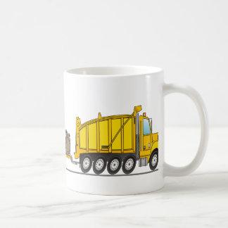 Mug Grue résistante de camion à benne basculante