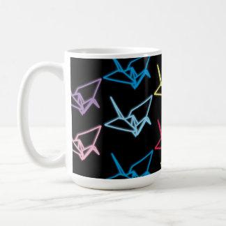 Mug Grues de papier au néon