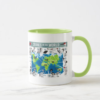 Mug Grues du monde
