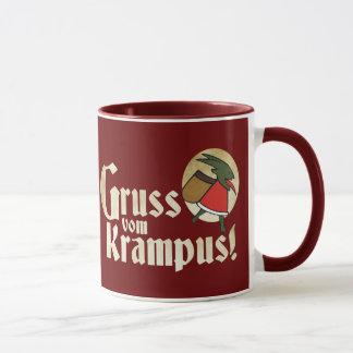 Mug Gruss Vom Krampus