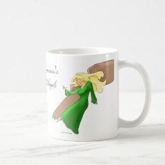 Mug Gryffon et ange