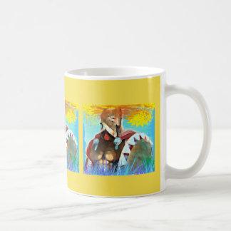 Mug guerrier