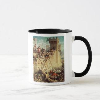 Mug Guillaume De Clermont défendant Ptolemais