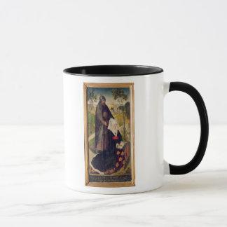 Mug Guillemette de Montagu avec le saint Guillaume