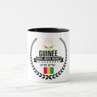 Mug Guinée