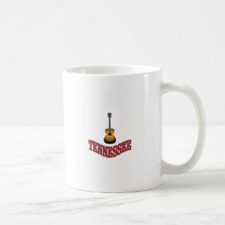 Mug Guitare du Tennessee