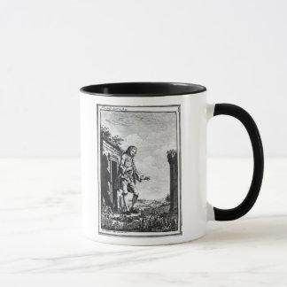 Mug Gulliver parmi les Lilliputians