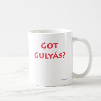 Mug Gulyas obtenu ?