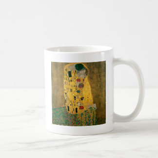 Mug Gustav Klimt l'or de Nouveau Jugendstil d'art de
