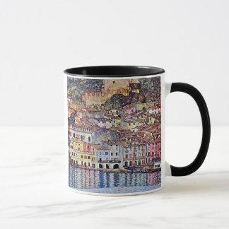 Mug Gustav Klimt - Malcesine au policier Italie de lac