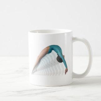 Mug gymnaste