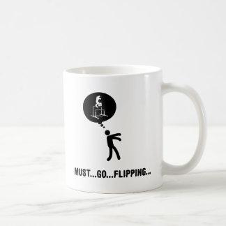 Mug Gymnastique - barres inégales