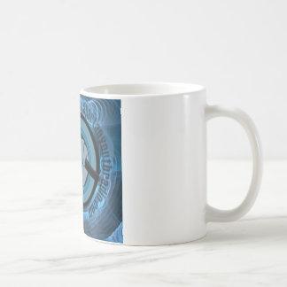 Mug Gyre bleu éternel