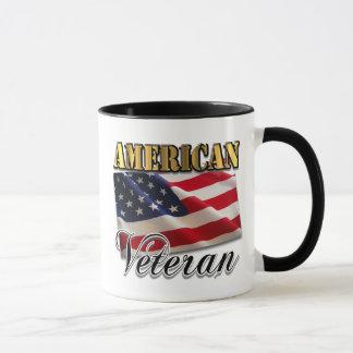 Mug Habillement et cadeaux américains de vétéran