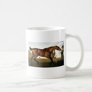 Mug Hambletonian par George Stubbs