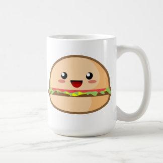 Mug Hamburger de Kawaii