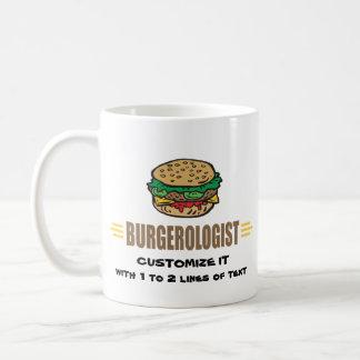Mug Hamburger drôle