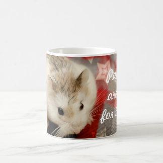 Mug Hammyville - pyjamas de hamster