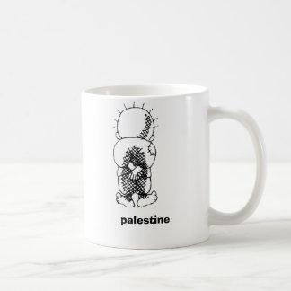 Mug handalah, Palestine