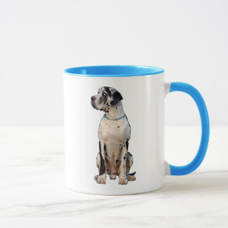 Mug Harlekin great dane