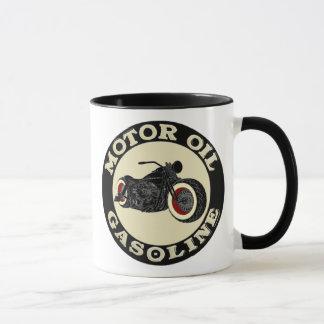 Mug Harley Davidson - Bobber - moteur huile - Gasoline