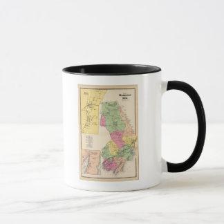 Mug Harrison, villes de Rye