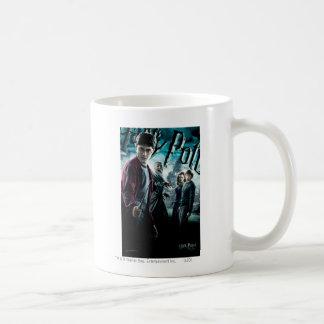 Mug Harry Potter avec Dumbledore Ron et Hermione 1