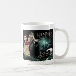 Mug Harry Potter et Dumbledore