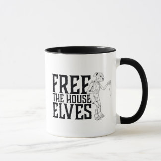 Mug Harry Potter | librement les elfes de Chambre