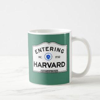 Mug Harvard entrant